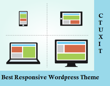 Best Responsive  WordPress Theme